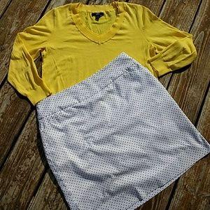 Charter club skirt size 4